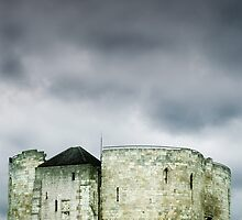 Cliffords Tower - York by Erin Guest