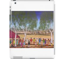 Outback At The Races Australia; SOLD iPad Case/Skin