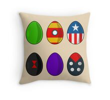 Easter Avenged Throw Pillow