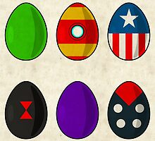 Easter Avenged by Remus Brailoiu