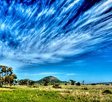 Arboreal Exhalation - Western NSW - Australia by Bryan Freeman