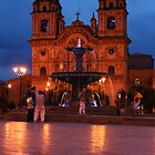 Cuzco Night by Jane McDougall