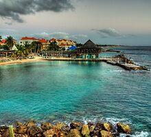 Avila Beach - Curacao by NeilAlderney