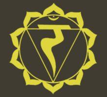 Manipura (Solar Plexus) Chakra by Lotusflower