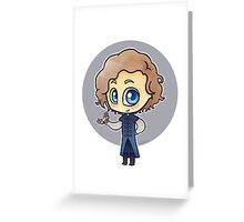 Ser Loras Greeting Card