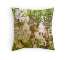 Wintergreen Throw Pillow