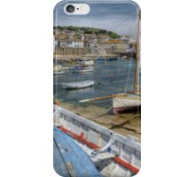 Mousehole Harbour iPhone Case/Skin