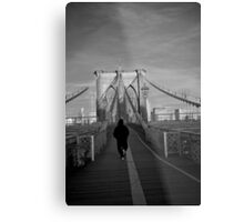 Escape from Brooklyn Metal Print