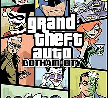 GTA Gotham by jon007agent