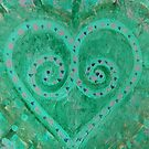 """Love is featured in """"Spectacular Spirals"""" & """"Inspired Art"""" by ©The Creative  Minds"""