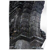 Ruin Detail Poster