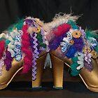 fancy footwear by linsads