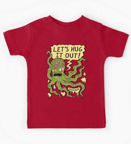 Lets Hug It Out Kids Tee