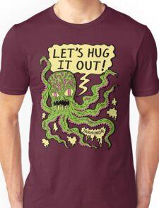 Lets Hug It Out Unisex T-Shirt