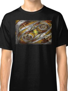 Steampunk - Spiral - Space time continuum Classic T-Shirt