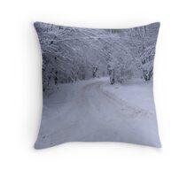 longshaw estate  Throw Pillow