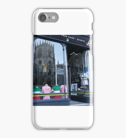 beverley reflection iPhone Case/Skin