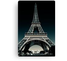 Legend - The Icon of Paris Canvas Print