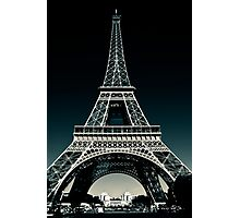 Legend - The Icon of Paris Photographic Print