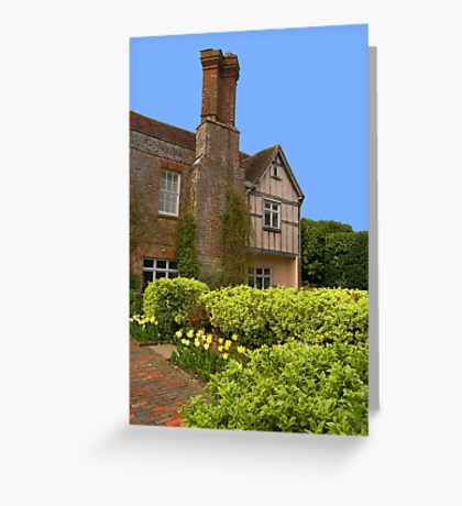 Pashley Manor Greeting Card