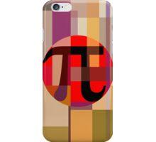 Geometric Pi  iPhone Case/Skin