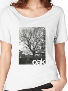 oak Women's Relaxed Fit T-Shirt