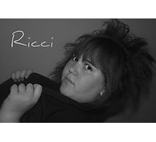 Ricci - High Fashion Photographic Print