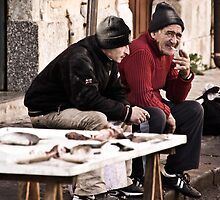 Sicilian Streetlife by faceart