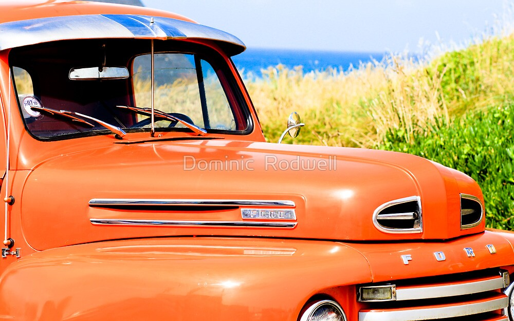 Ford Classics by Dominic  Rodwell