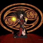 The Sorceress`s Spell by LoneAngel