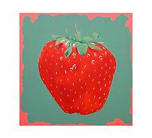 strawberry by GillieHarris