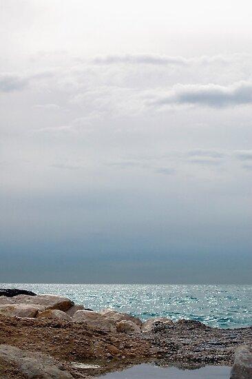 Silver sea, Finestrat by onlyalice