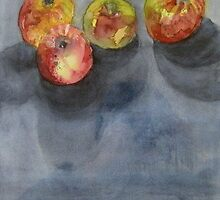 Apples by May Hege  Rygel