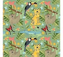 Jungle Adventure Photographic Print