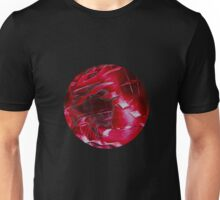 Learning to fly Encaustic arTee design Unisex T-Shirt