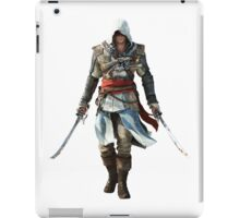 AC Black Flag iPad Case/Skin
