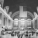 Grand Central Station by Marjorie Smith
