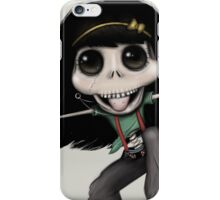 Ska Skeleton iPhone Case/Skin