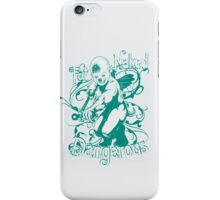 Fat Naked Dangerous iPhone Case/Skin
