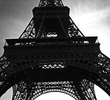 Tour Eiffel by Al Bourassa
