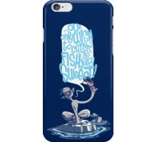Rockses and Poolses iPhone Case/Skin