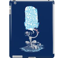 Rockses and Poolses iPad Case/Skin
