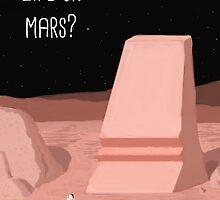 Life on Mars? by jankoba