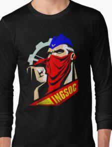 INGSOC Long Sleeve T-Shirt