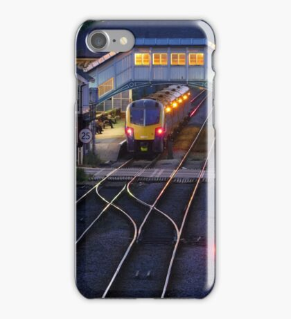 beverley station iPhone Case/Skin