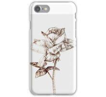 Sweet Rose  iPhone Case/Skin