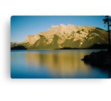 Mount Inglismaldie Canvas Print