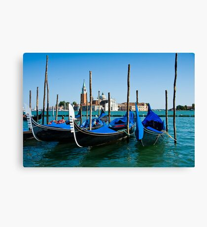 Beautiful Venice Canvas Print