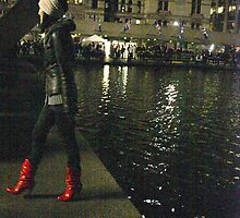 Red Boots by PPPhotoArt
