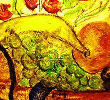 naturmort pastel by tulay cakir